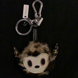 Coach Gary Baseman-keychain. RARE